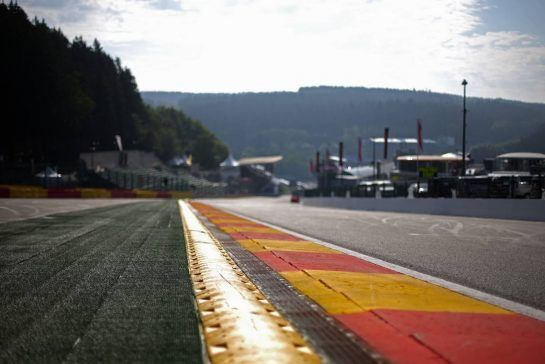 Track atmosphere23.08.2018. Formula 1 World Championship, Rd 13, Belgian Grand Prix, Spa Francorchamps, Belgium, Preparation Day.- www.xpbimages.com, EMail: requests@xpbimages.com - copy of publication required for printed pictures. Every used picture is fee-liable. © Copyright: Charniaux / XPB Images