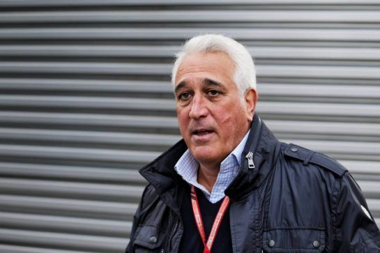 Lawrence Stroll (CDN) Racing Point Force India F1 Team Investor. 24.08.2018. Formula 1 World Championship, Rd 13, Belgian Grand Prix, Spa Francorchamps, Belgium, Practice Day. - www.xpbimages.com, EMail: requests@xpbimages.com - copy of publication required for printed pictures. Every used picture is fee-liable. © Copyright: Moy / XPB Images