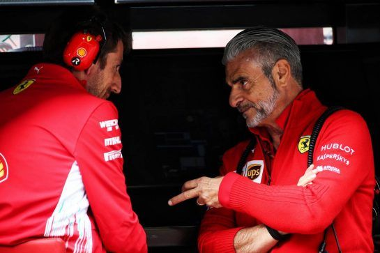 Maurizio Arrivabene (ITA) Ferrari Team Principal. 24.08.2018. Formula 1 World Championship, Rd 13, Belgian Grand Prix, Spa Francorchamps, Belgium, Practice Day. - www.xpbimages.com, EMail: requests@xpbimages.com - copy of publication required for printed pictures. Every used picture is fee-liable. © Copyright: Batchelor / XPB Images