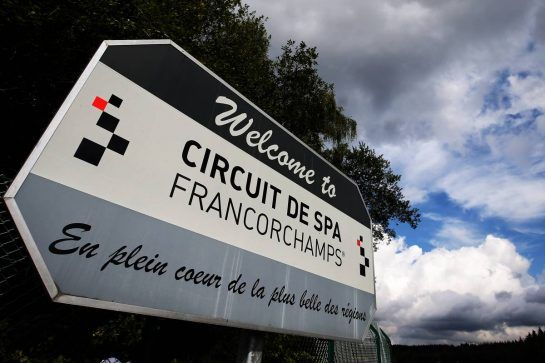 Circuit atmosphere. 24.08.2018. Formula 1 World Championship, Rd 13, Belgian Grand Prix, Spa Francorchamps, Belgium, Practice Day. - www.xpbimages.com, EMail: requests@xpbimages.com - copy of publication required for printed pictures. Every used picture is fee-liable. © Copyright: Moy / XPB Images