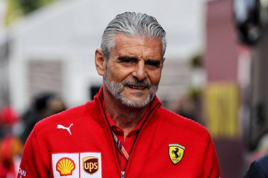 Maurizio Arrivabene (ITA) Ferrari Team Principal. 25.08.2018. Formula 1 World Championship, Rd 13, Belgian Grand Prix, Spa Francorchamps, Belgium, Qualifying Day. - www.xpbimages.com, EMail: requests@xpbimages.com - copy of publication required for printed pictures. Every used picture is fee-liable. © Copyright: Photo4 / XPB Images