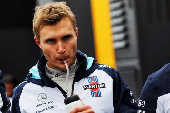Sergey Sirotkin (RUS) Williams. 25.08.2018. Formula 1 World Championship, Rd 13, Belgian Grand Prix, Spa Francorchamps, Belgium, Qualifying Day. - www.xpbimages.com, EMail: requests@xpbimages.com - copy of publication required for printed pictures. Every used picture is fee-liable. © Copyright: Photo4 / XPB Images