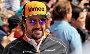 Alonso to catch up with a legend in Sochi, if he starts the race...