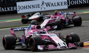 Racing Point Force India bags points on new era debut!