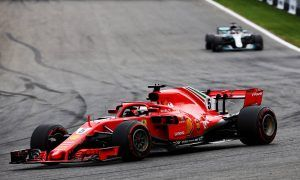 Whiting 'quite amused' by Hamilton's reference to 'Ferrari's tricks'
