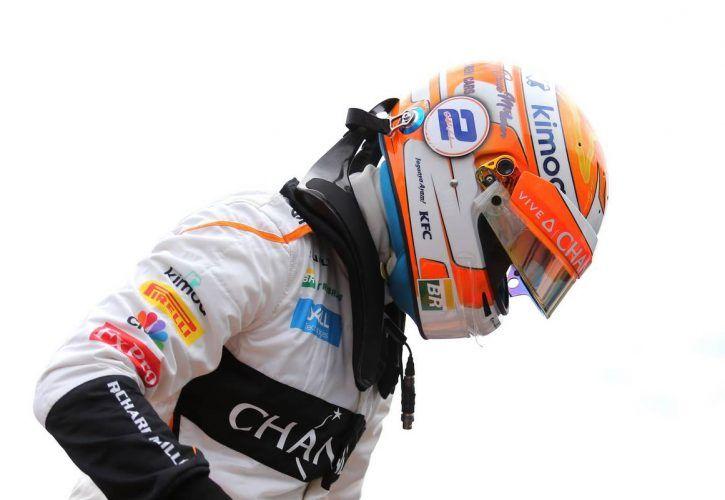 Stoffel Vandoorne (BEL) McLaren F1 26.08.2018.