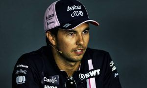 Perez plays down potential McLaren move rumors