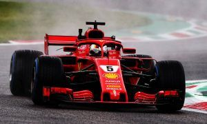 Vettel fastest in Monza FP2 after early Ericsson red flag