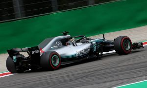 Hamilton: Mercedes is still lagging behind Ferrari