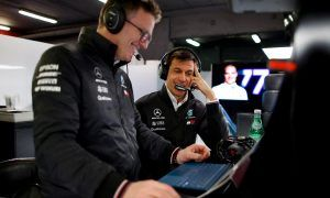 Cost cap 'huge challenge' for Mercedes, admits Allison