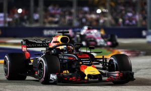 Ricciardo insists Singapore race was lost in qualifying