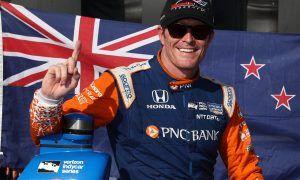 IndyCar's Dixon has 'zero regrets' about not racing in F1