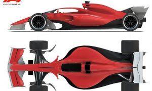 Ferrari unimpressed with 'underwhelming' 2021 concept cars