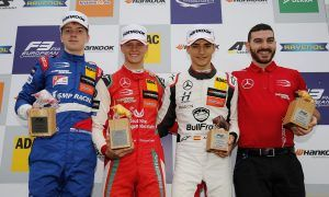 Mick Schumacher takes F3 lead with fourth win in a row!