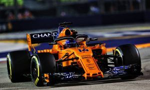 Alonso: 'Magical' result rooted in 'unique' Singapore layout