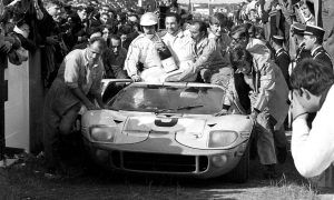 When F1's all-rounders won a late season Le Mans