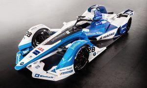 BMW unwraps its 2018/19 Formula E electric charger