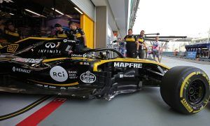Renault's Budkowski dismisses 'ridiculous' goal of beating top teams