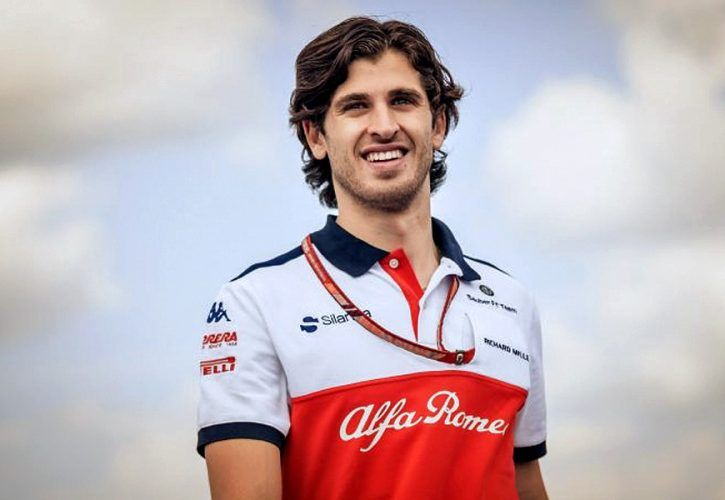 Antonio Giovinazzi is confirmed as a full-time driver for the Alfa Romeo Sauber F1 Team in 2019.