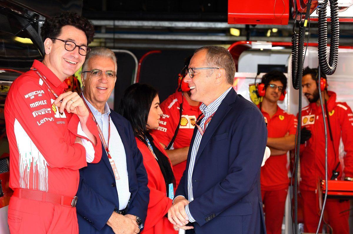 Domenicali: Talks of return to Ferrari just 'baseless gossip'
