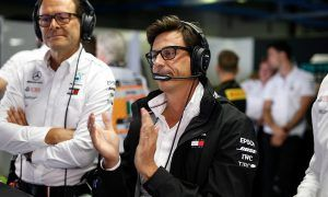 'Embarrassing' rule changes targeted at Mercedes - Wolff