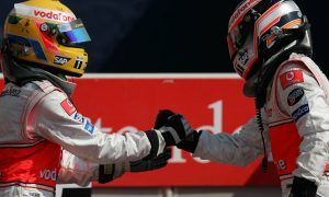 2007: When McLaren team mates tangled for wins and titles