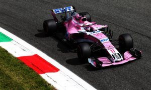 Perez 'caught out' by underestimating Q1 track improvement