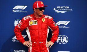 Raikkonen heads Ferrari 1-2 lockout for home GP