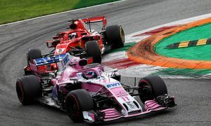 Double points from Ocon and Perez boost Force India