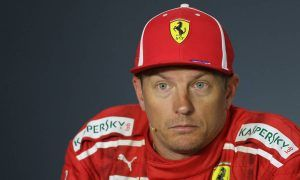 Raikkonen admits Mercedes strategy hurt his tyres