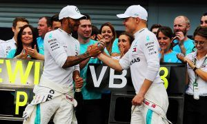 Bottas: Monza strategy 'good for me, and good for Lewis'