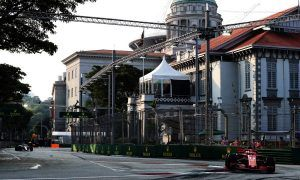 Vettel unassailable in final free practice session in Singapore
