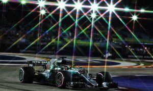 Hamilton confident Mercedes 'in the hunt' in Singapore
