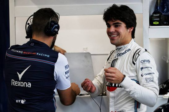 Lance Stroll (CDN) Williams. 15.09.2018. Formula 1 World Championship, Rd 15, Singapore Grand Prix, Marina Bay Street Circuit, Singapore, Qualifying Day. - www.xpbimages.com, EMail: requests@xpbimages.com - copy of publication required for printed pictures. Every used picture is fee-liable. © Copyright: Batchelor / XPB Images
