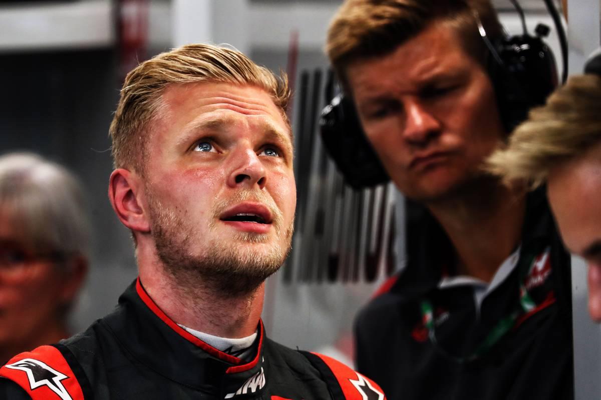 Kevin Magnussen (DEN) Haas F1 Team.