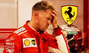 Despite mistakes, Vettel not in need of a head doctor