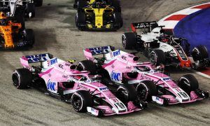 Force India to bring back team orders after latest Perez/Ocon spat