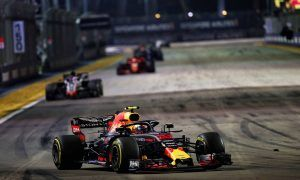 Verstappen 'almost had to stop' because of engine problems