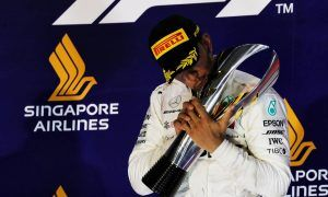 Hamilton relieved to win 'longest race of my life'