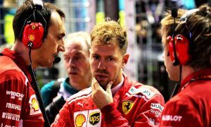 Vettel: 'The way we raced, we didn't have a chance'