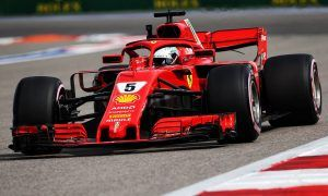Vettel leads the way in Sochi opening free practice