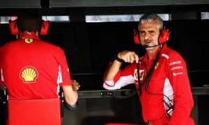 Is Arrivabene about to transfer to another high-profile squad?