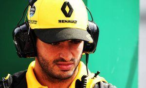 Poorly Sainz confident of starting Sunday's Sochi race