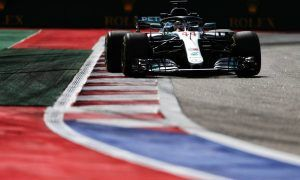 Hamilton and Mercedes still unassailable in FP3 as Ferrari struggles