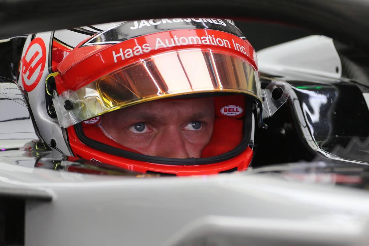 Kevin Magnussen (DEN) Haas F1 Team