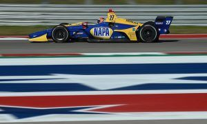 IndyCar test at COTA reveals massive gap with F1