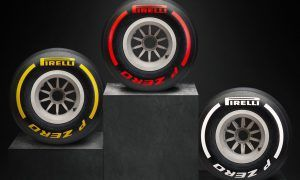 Pirelli reveals trio of tyre colors for 2019