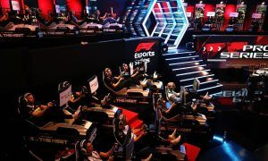 Mercedes drivers pull out early lead in F1 eSports
