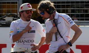 Baffled Alonso protests penalty but Whiting hits back