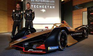 Techeetah shows off its stylish future in Formula E!